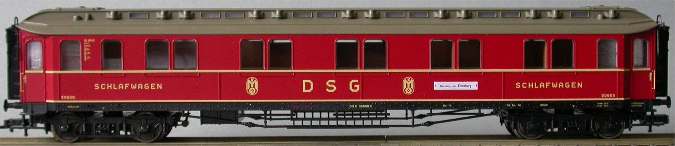 DSG WL4ü pr02 FLEISCHMANN