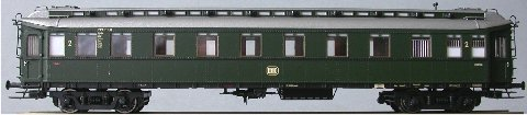 BRAWA H0-Modell B4ükwe-20/51