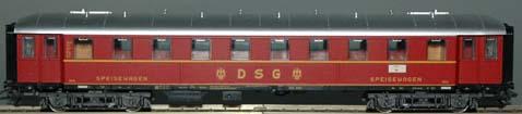 Märklin WR4ye DSG 555