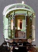 Liliput-Bachmann Pw4üe DB IIIb Kopf Foto: Will Berghoff